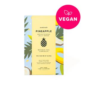 Maskeraide – Pineapple Brightening Jelly Mask