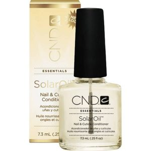 CND SolarOil Nail & Cuticle Conditioner .25 oz.-7.3ml