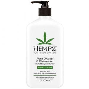 Hempz – Fresh Coconut & Watermelon Body Moisturizer