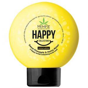 Hempz – Happy Collection – Pineapple & Honey Melon Body Wash 8.5oz