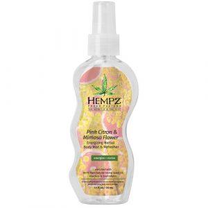 Hempz – Pink Citron & Mimosa Flower Body Mist 4.4oz