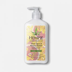Hempz – Pink Citron & Mimosa Flower Body Moisturizer 17oz