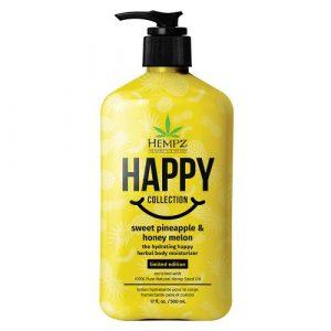 Hempz – Happy Collection- Sweet Pineapple & Honey Melon Body Moisturizer 17oz