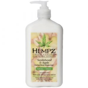 Hempz – Sandalwood & Apple Body Moisturizer